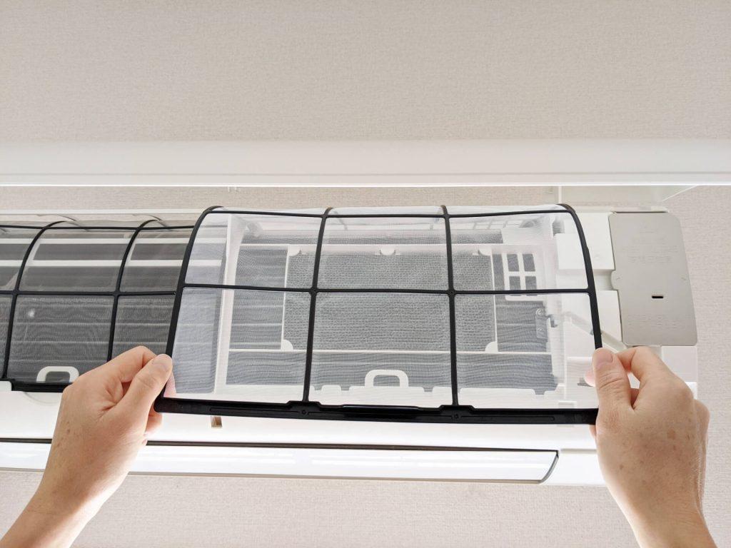 エアコンの掃除頻度は1~2年に1度がベスト
