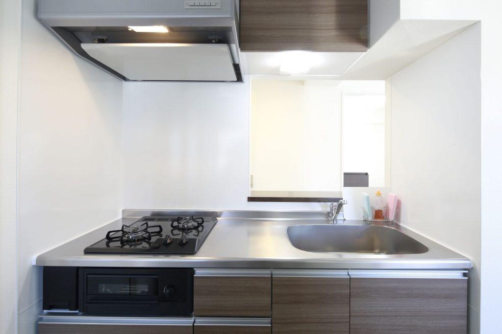 キッチンはどこが汚れる?