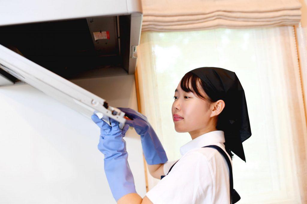 換気扇の汚れの原因