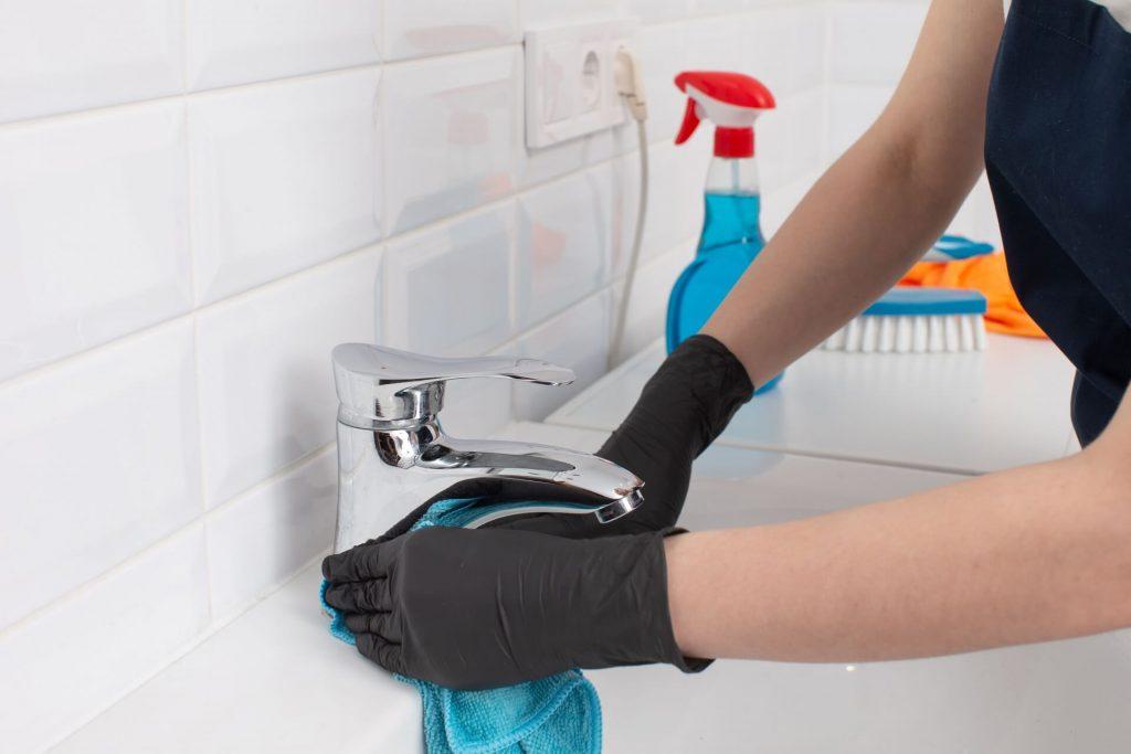 洗面台の汚れの種類